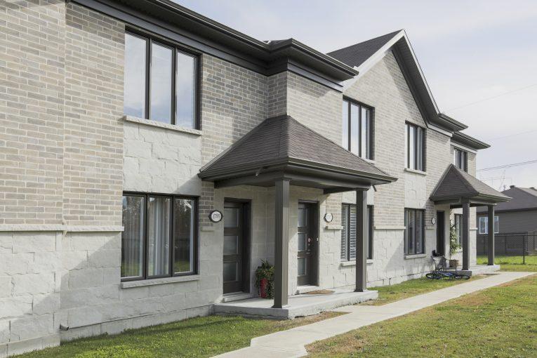 Photo Location d' appartements secteur Trois-Rivières P-A Gouin(style maison de ville) #1