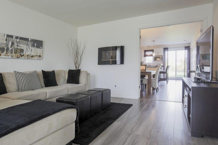 Photo Location d' appartements secteur Trois-Rivières P-A Gouin(style maison de ville) #3